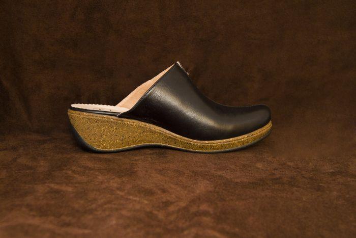 Женские туфли (черные) E 97