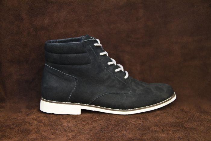 Зимние ботинки 504(black)