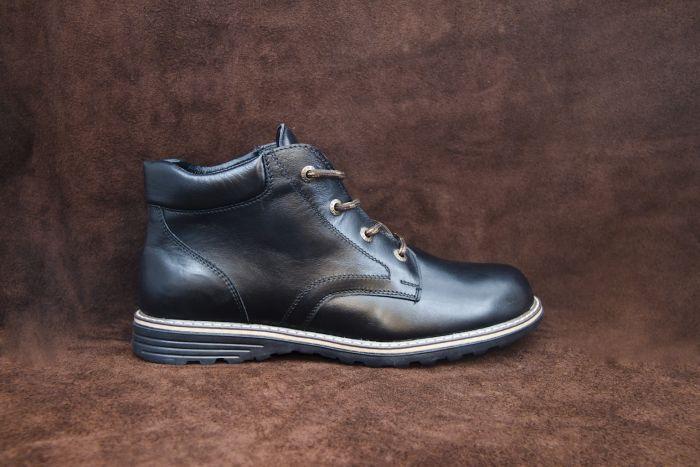 Зимние ботинки 605