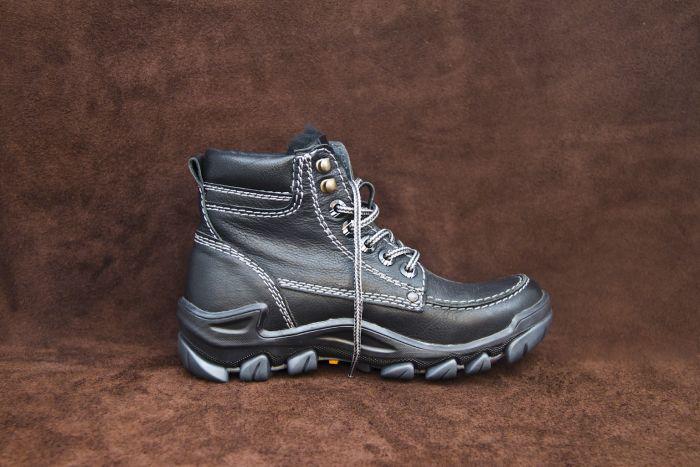 Зимние ботинки 609 (black)