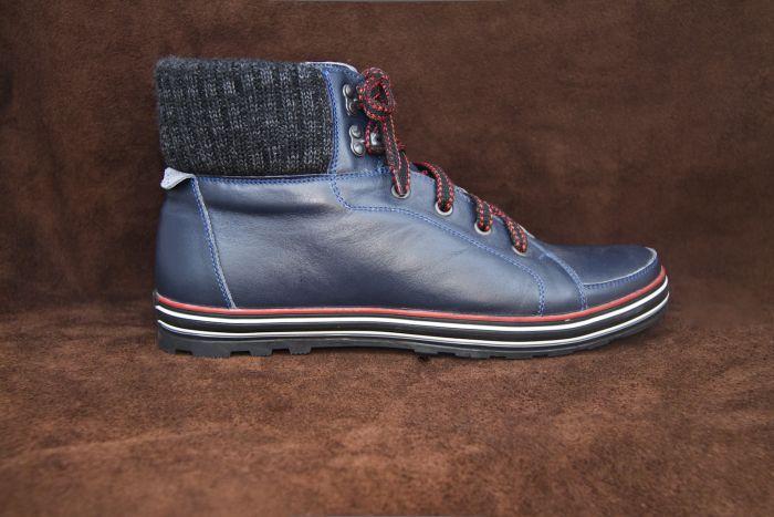 Зимние ботинки 700 (blue)