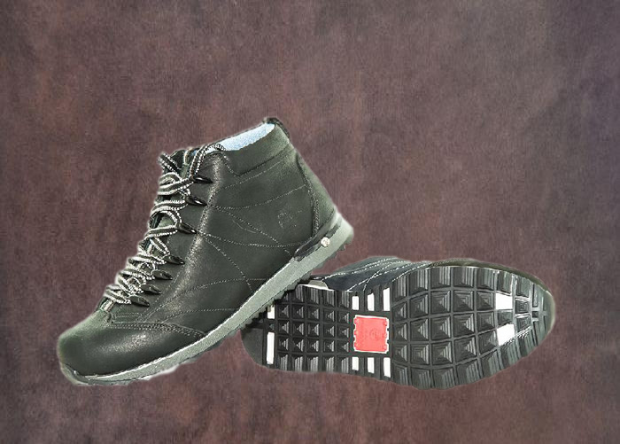 ботинки зимние 3535-1
