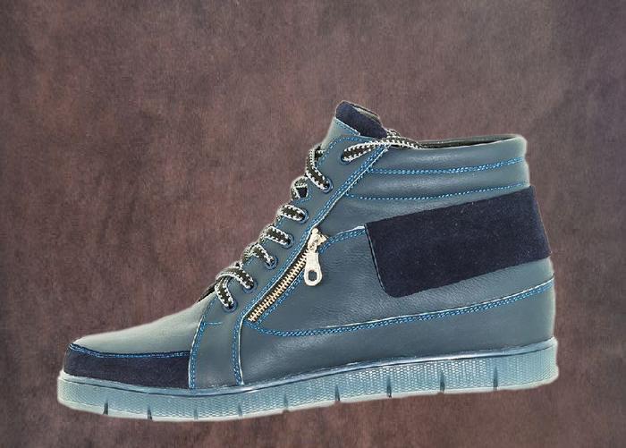 зимние ботинки 4462-1