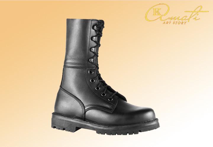 Ботинки военные Австрия 001