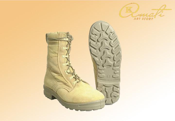 Ботинки Австрийских военных 002