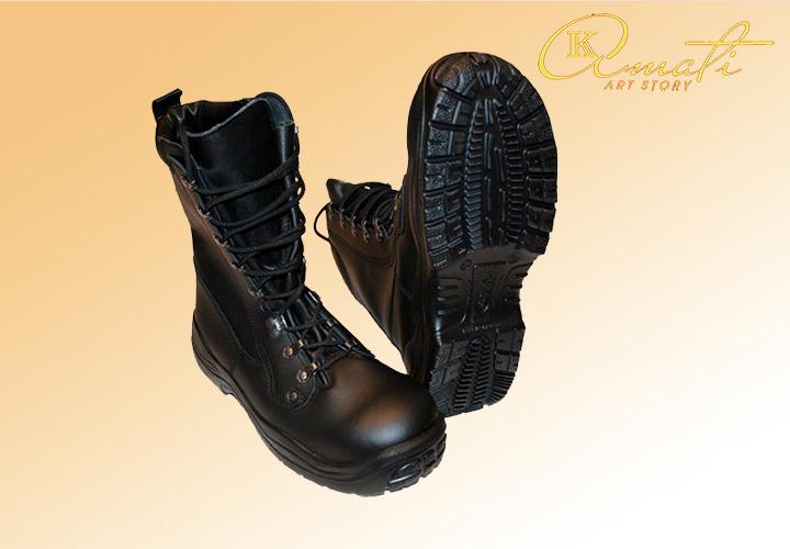 Ботинки военные Чехия 008