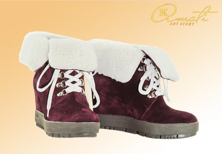 зимняя обувь 8548