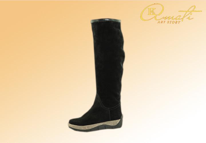 зимняя обувь 2024