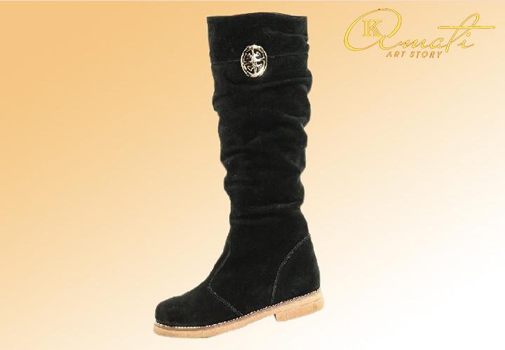 зимняя обувь 1064