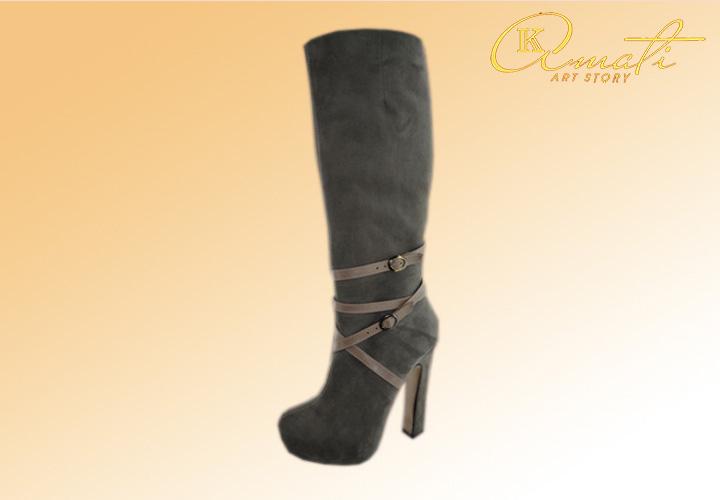 зимняя обувь для женщин оптом 8488