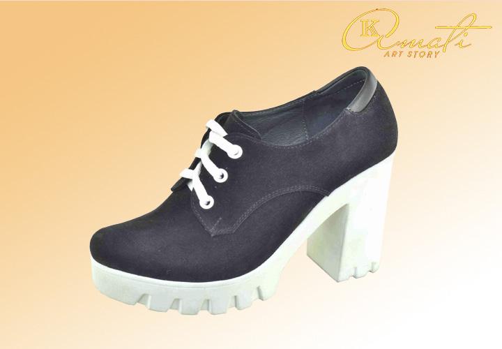 осенняя женская обувь от фабрики 824