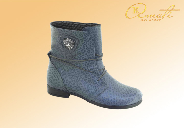 Осенние женские ботинки оптом 2117