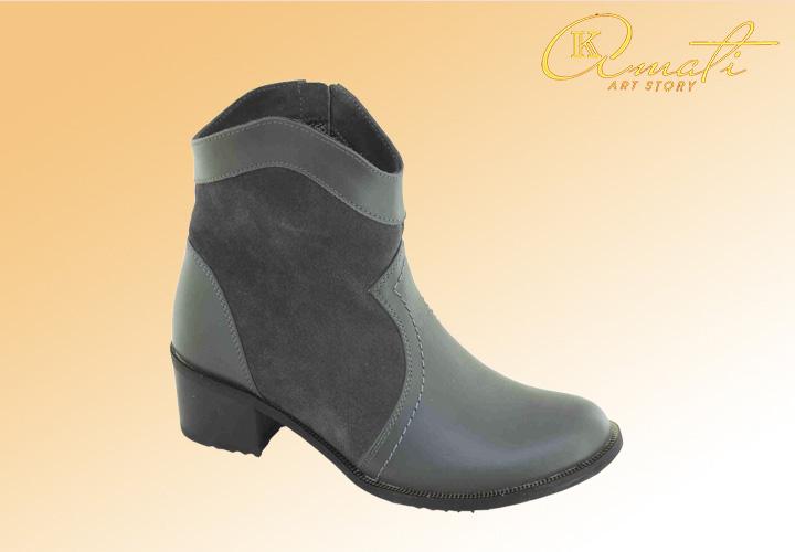 Демисезонные осенние ботинки для женщин 4040