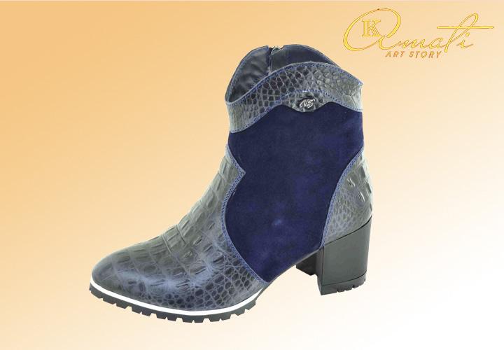 Модные женские ботинки оптом 5126