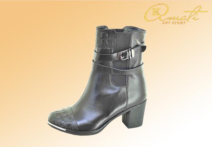 Модные осенние женские ботинки недорого 5133