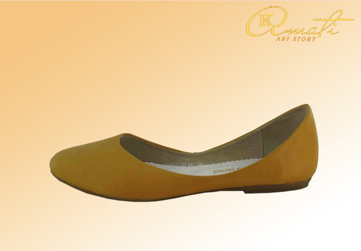 Модные женские балетки 014-1