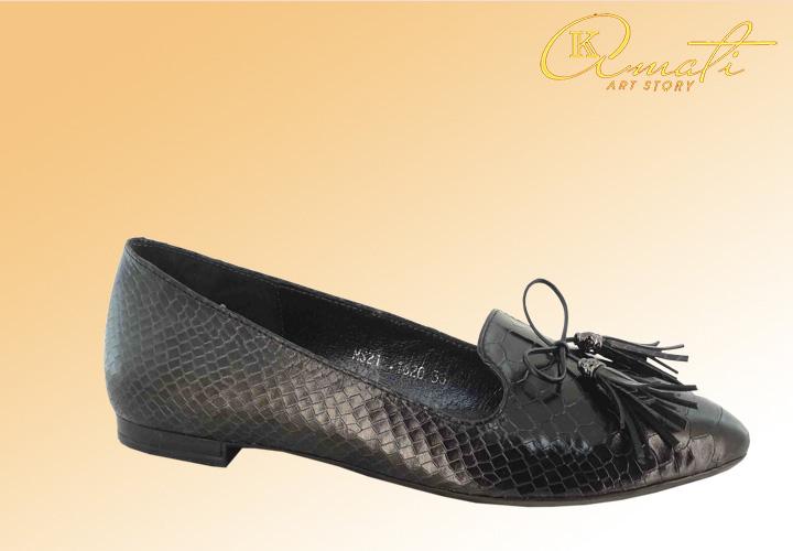 Классическая летняя обувь для женщин 1620