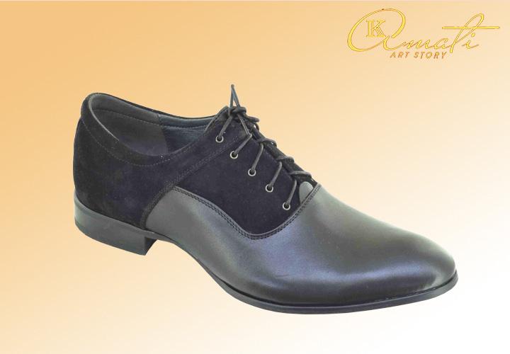 Туфли мужские кожаные 5221