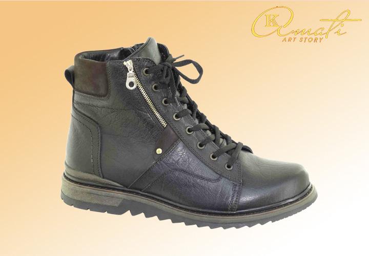 Мужские зимние ботинки оптом Украина 5448