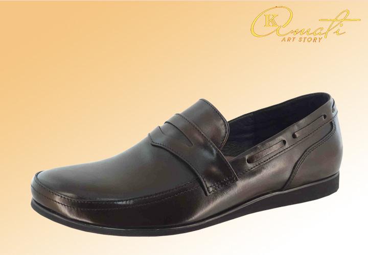 Классическая мужская обувь от производителя