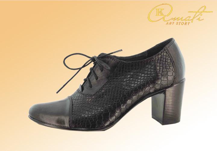 Осенние женские туфли оптом 6020