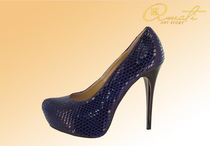 Гламурные женские туфли