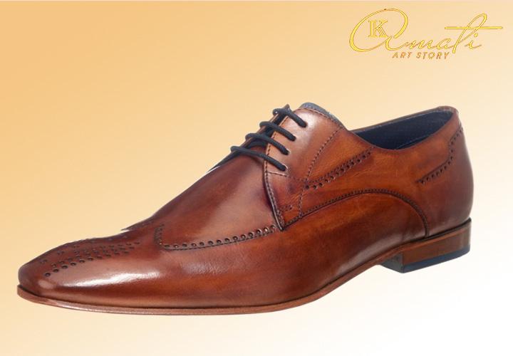 Мужская обувь из кожи оптом