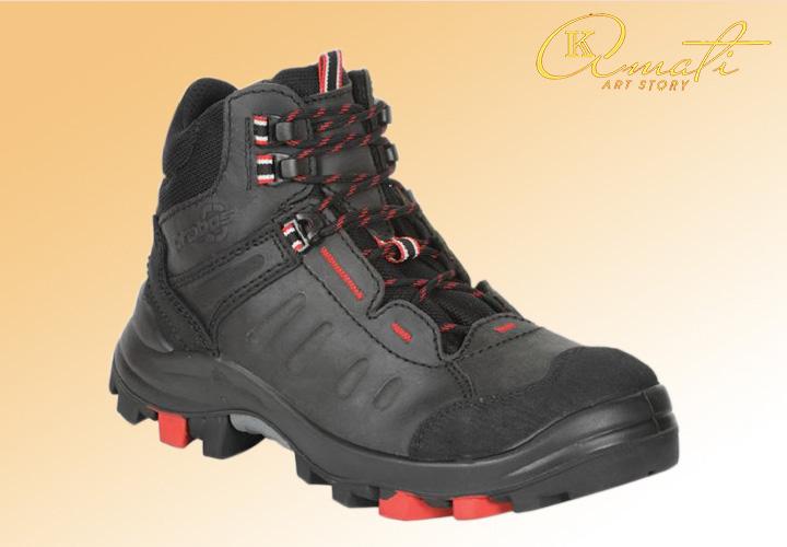 рабочая обувь литьевым методом крепления S91873
