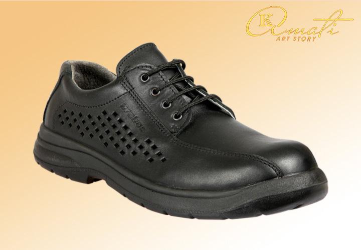 Военные туфли S60618