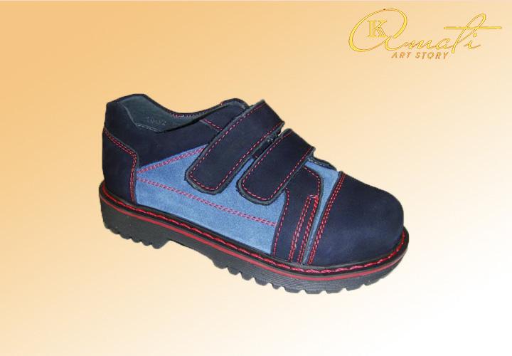 Детские ботинки 60122-59-205