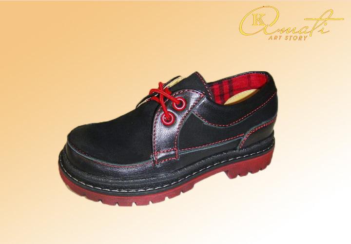 Детские ботинки недорого 60108-221-1
