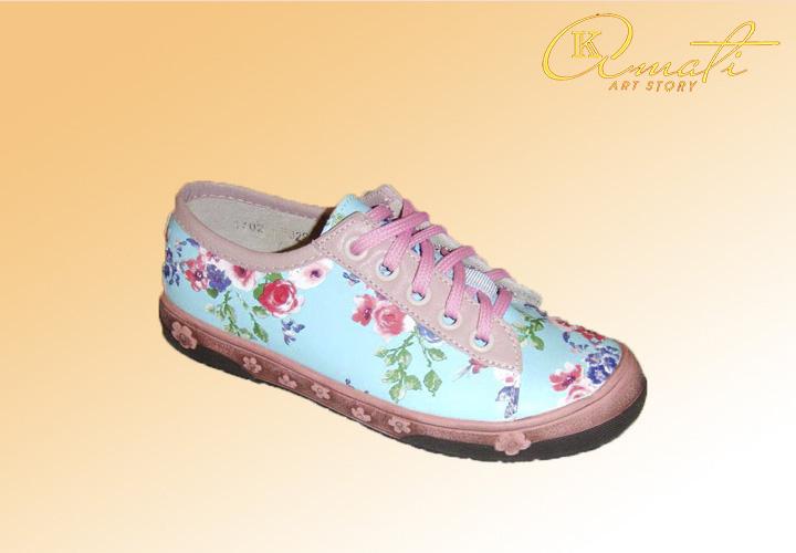 Обувь для девочек 60109-575-495