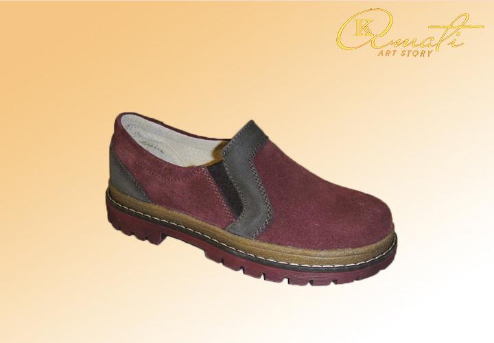 Осенняя детская обувь 60114-51-12