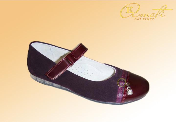 Купить туфли для девочки 60154-442-778