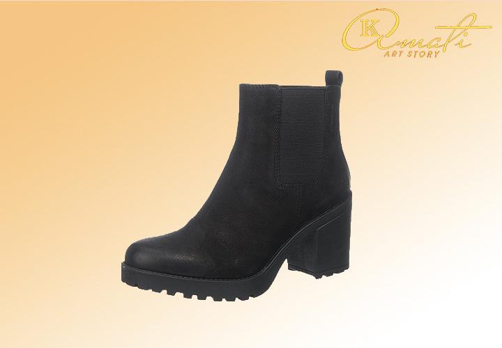 недорогая женская зимняя обувь n078