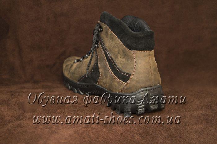 Зимние ботинки 711