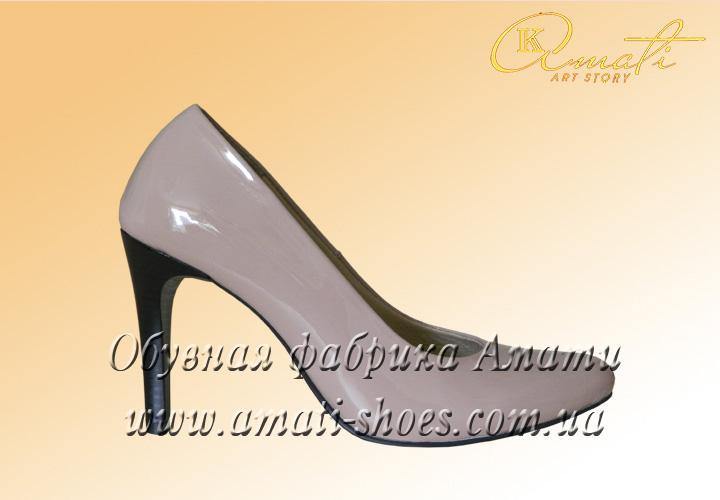 Женские туфли на шпильке 1а