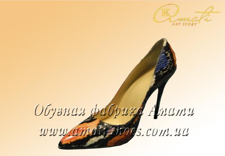 обувь на шпильке P8