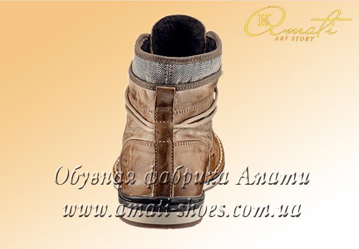 зимние ботинки от производителя Н033